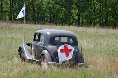 Croix-Rouge Photo stock