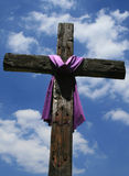 Croix sainte image libre de droits