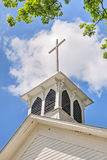 Croix sur le beffroi Photos libres de droits