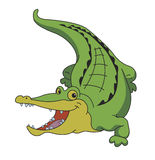 Crokodil Imagem de Stock