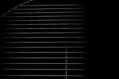 Crome Stainless Steel Iron Grill Black And White Background Stock Images