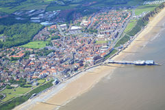 Cromer from above Royalty Free Stock Photos