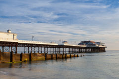 Cromer beach and Pier in Norfolk Royalty Free Stock Photos