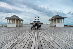 Cromer en Norfolk Photographie stock