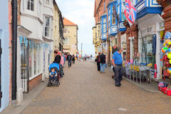 Cromer, Norfolk Stockbilder