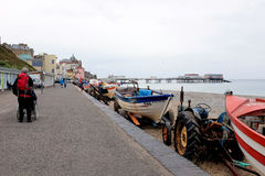 Cromer, Norfolk. Stock Photography