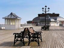 Cromer Pier Royalty Free Stock Image