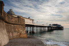 Cromer Pier Royalty Free Stock Images