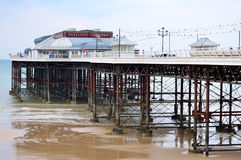 Cromer pier Royalty Free Stock Photos