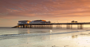 Cromer Pier Royalty Free Stock Photo
