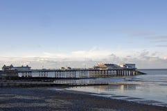 Cromer Pier Stockbilder