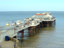Cromer Pier, Norfolk. Stock Images