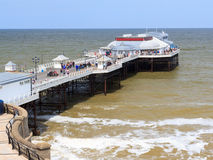 Cromer Pier Norfolk England UK Royalty Free Stock Photography