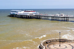 Cromer Pier Norfolk England UK Royalty Free Stock Photos