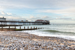 Cromer Pier in Norfolk Royalty Free Stock Image