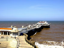 Cromer Pier, Norfolk. Stock Photography
