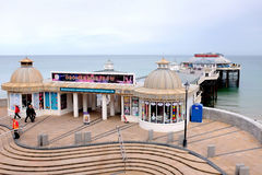 CROMER PIER. Stock Photos