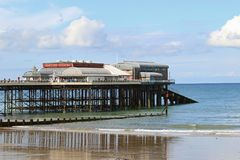 Cromer Pier Royalty Free Stock Photography