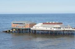 Cromer Pier from Promenade Stock Photos