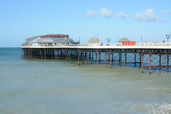 Cromer Pier Stock Image