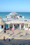Cromer Pier Stock Photo