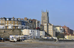 Cromer seafront Royalty Free Stock Image