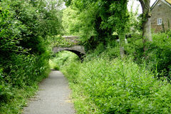 Cromford Canal. Stock Images