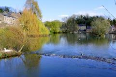 Cromford, Derbyshire Στοκ εικόνα με δικαίωμα ελεύθερης χρήσης