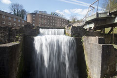 Cromford Mill Royalty Free Stock Images