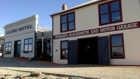 Cromwell Alexandra Central Otago Lizenzfreie Stockfotos
