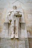 Cromwell, mur de réforme, Genève, Suisse Images libres de droits