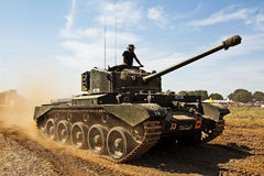 Cromwell tank Royalty Free Stock Photography
