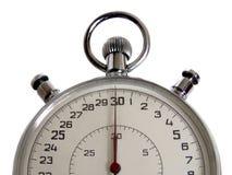 Cronómetro. Foto de archivo libre de regalías