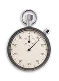Cronómetro pasado de moda. foto de archivo libre de regalías
