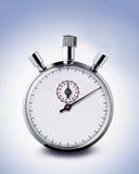 Cronómetro que hace tictac Foto de archivo