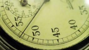 Cronómetro viejo del vintage Fotografía de archivo