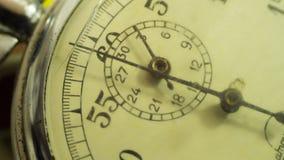 Cronómetro viejo del vintage Foto de archivo libre de regalías