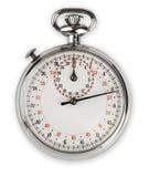 Cronômetro análogo fotografia de stock royalty free