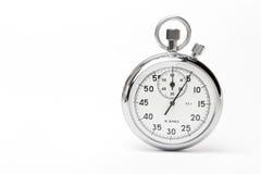 Cronômetro mecânico imagens de stock