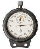 Cronômetro velho da cara Fotos de Stock