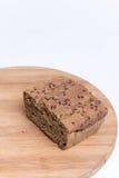 Crono pão caseiro com espaço da cópia Imagem de Stock