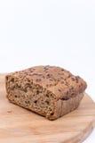 Crono pão caseiro com espaço da cópia Imagens de Stock