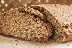 Crono pão da dieta Imagens de Stock Royalty Free