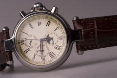Cronografo 2 fotografie stock