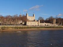 Cronometra o rio Imagem de Stock