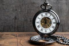 Cronometre o conceito da contagem regressiva do fim do prazo do símbolo ou do negócio, acima vi fechado Imagem de Stock