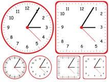 Cronometre o jogo Fotografia de Stock