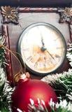 Cronometre para o conceito dos feriados foto de stock
