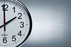 Cronometri la priorità bassa con lo spazio della copia Fotografia Stock