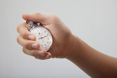 Cronometro Immagine Stock